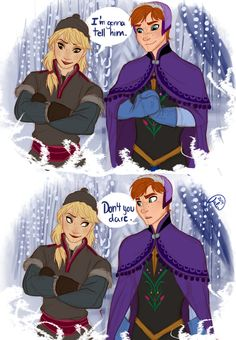 Why do you addict me to Frozen genderbent!!!!