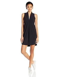 Lucy Women's Destination Anywhere Dress, Lucy Black, S