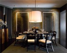 Contemporary (Modern, Retro) Dining Room by Jiun Ho