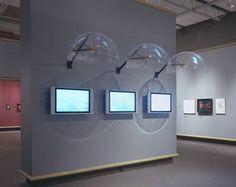 Salvador Dali Museum Display Systems. The audio system in several of the venues consists of sound domes to allow small groups of listeners to experience the audible side of Dali's creations.