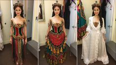 The Phantom of the Opera Star Ali Ewoldt Shares All Her Fabulous Christine Daae Costume Pieces - Think of Me