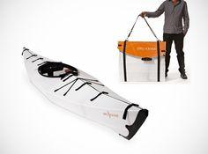 Oru Kayak – The Origami Folding Boat