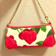 Juicy Couture Cherry Purse
