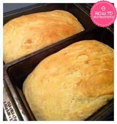 An Easy Homemade Bread Recipe – Just Five Ingredients