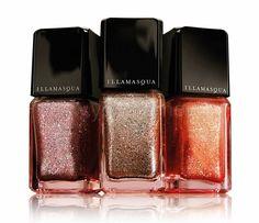Illamasqua Glamore Collection primavera estate 2014 smalti per unghie