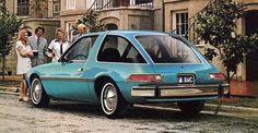1976 American Motors Pacer