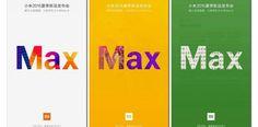 Xiaomi Mi Max: posible lanzamiento el 10 de mayo