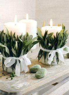 Si estás pensando en celebrar un evento en La Posta Real, seguro que también estás pensando en cómo decorar dicho evento. Los ramos de olivo siempre son una buena opción en cualquier época del año.
