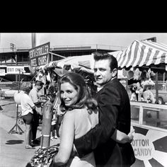 No matter the story behind the curtain, some couples just have an impact on the world. Johnny & June