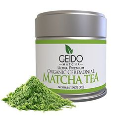 Take a proactive approach to your health with a delicious Matcha green tea that also boosts your immune system aids in fat loss and gives you a safe natural calming energy boost.  A balanced diet a...