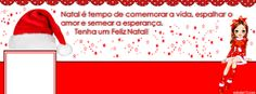 layout para blog e sites: Cabeçalhos de Natal para Facebook Grátis