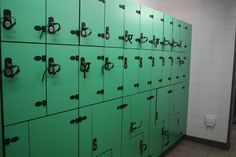 Lockers for Leisure - changing room furniture designed, manufactured and installed by Craftsman Lockers Sports Locker, Gym Lockers, Room Furniture Design, Changing Room, Bespoke, Craftsman, Locker Storage, Rooms, Home Decor
