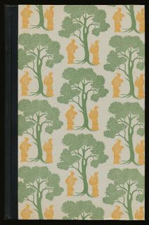 Jeanyee Wong, binding for The Philosophy of Confucius, by  James Legge,  Peter Pauper Press, 1953