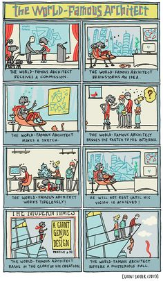 Unique Comics by Grant Snider