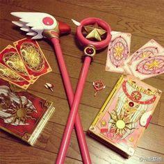 Cardcaptor Sakura Fujitaka S Room