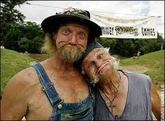 toothless couple - Google Search