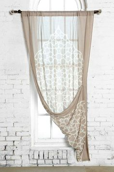 Magical Thinking Arch Curtain #urbanoutfitters