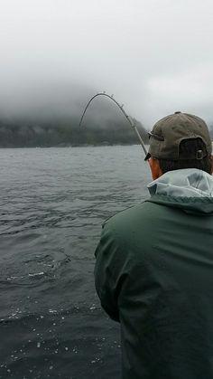 Sure Strike Lodge Craig, Alaska 2014 My Bro David