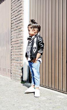 chick on kicks - f/w kids fashion