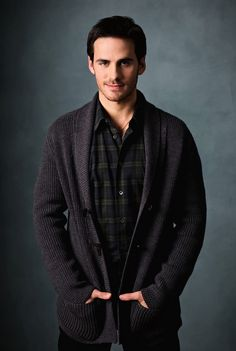 Tyson Leverette (Colin o' Donoghue) Betta's guardian. Um can He be my guardian too?!