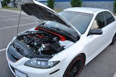 Qwik6's Mazdaspeed6 - Mazdaspeed Forums