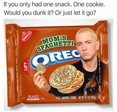 My Lucky Charm Call Me Mommy - Ewww Meme - 23 Funny Oreo Cookie Memes 23 Funny Oreo Cookie Memes The post My Lucky Charm Call Me Mommy appeared first on Gag Dad. Weird Oreo Flavors, Pop Tart Flavors, Cookie Flavors, Funny Food Memes, Stupid Funny Memes, Food Humor, Funny Stuff, Funny Quotes, Gross Food
