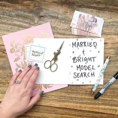 I am so excited today because I am announcing Married & Bright's first ever brand rep and fit model search! I am looking for five ladies of all sizes who are Married & Bright fans and love supporting small handmade women-owned businesses.  Don't worry you don't have to be nakey on your feed all the time! Flatlay photos and pictures of your super cute outfits with a bralette peeking out are totally fine and super fun! A large following isn't required either -- I'm just looking for gals with…