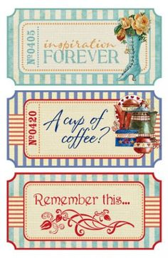 cute print out tickets Printable Tickets, Printable Labels, Printable Paper, Free Tickets, Vintage Tags, Vintage Labels, Scrapbook Supplies, Scrapbook Paper, Etiquette Vintage