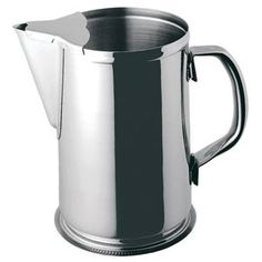 64 oz. Stainless Steel Water Pitcher