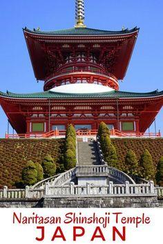 Guide and tips to exploring Naritasan Shinshoji Temple in Japan. See this temple during a layover at Narita International Airport.