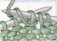 Век вяжи - век учись! Как правильно делать накиды спицами. Обсуждение на LiveInternet - Российский Сервис Онлайн-Дневников (видео)