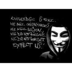 Anonymous | Анонимус