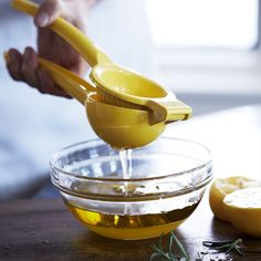 Williams-Sonoma Open Kitchen Lemon Press | Williams-Sonoma