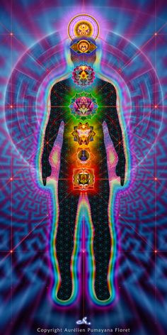 Body Chargers - Official page of Visionary Artist PUMAYANA