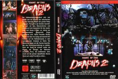 Horrorworld - Horror és B-filmek: Night Of The Demons 2 - Démonok éjszakája 2 (1994)...