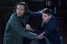 """In """"Into the Mystic"""", Sam and Dean investigate a case where people are suffering violent deaths – after hearing a mysterious song! We can guess what is waiting for our boys based on these photos released from the CW Network."""