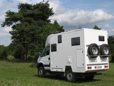 IVECO Daily Autark 4x4 Diy Camper, Truck Camper, 4x4, Camper Van Conversion Diy, Off Road Camper, Expedition Vehicle, Offroad, Recreational Vehicles, Trucks
