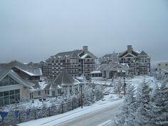 Snowshoe, West Virginia = Probably our favorite drivable ski destination: ski-in/ski-out, convenient, friendly, relaxing village. Snowshoe West Virginia, Virginia Hill, Virginia Homes, Snowshoe Mountain, West Va, Ski Vacation, Beautiful Places, Wonderful Places