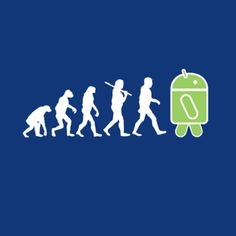 I love android phones and tablets!  ♪♪♪