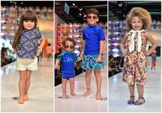 Moda infantil: Fashion Weekend Kids traz as tendências para o verão 2016