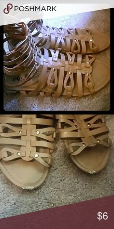 Gladiator Sandals Perfect for your summer outfits! Shoes Sandals
