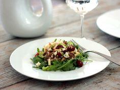 Waldorf Quinoa Salad {recipe} and How to Cook Quinoa