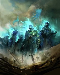 Ghost Knights