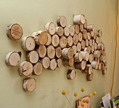 DIY wood art.