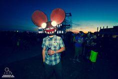Carbon Fiber Deadmau5 Head - Veld Music Festival 2013 - www.facebook.com/LegacyProps