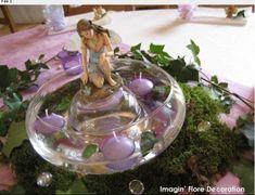 déco de table thème féerique Mariage Pinterest Tables ...