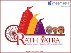 May Lord Jagannath bless you with lots of Love, Joy and Happiness! Happy #RathYatra