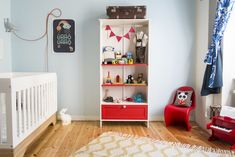 Xavers neues Zimmer | littleyears
