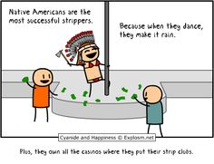 Find out more from this interesting blog on Native Appropriations: http://nativeappropriations.blogspot.com/2010/05/sexiest-rain-dance-ever-cyanide-and.html