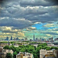 London Eye - @adel5555- #webstagram